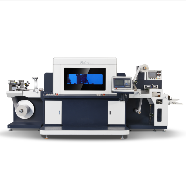 title='RBJ-350 Digital die cutting machine'