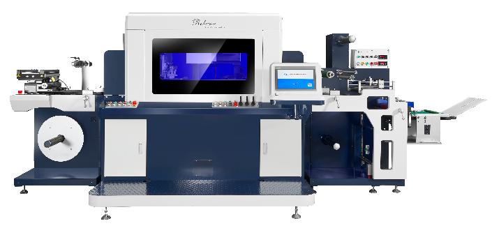 RBJ-350FLASH 数码刀激光模切机