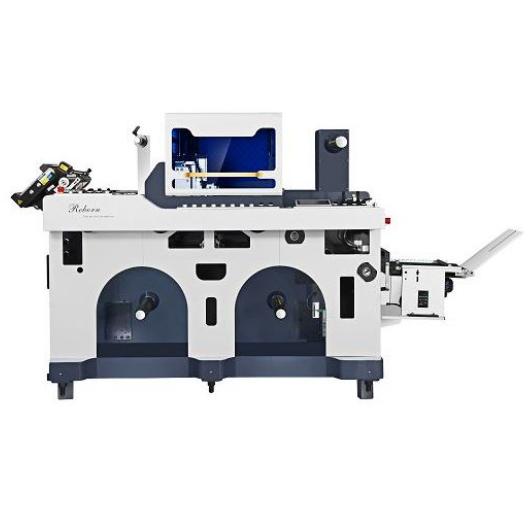 RBJ-350A 单组数码模切机