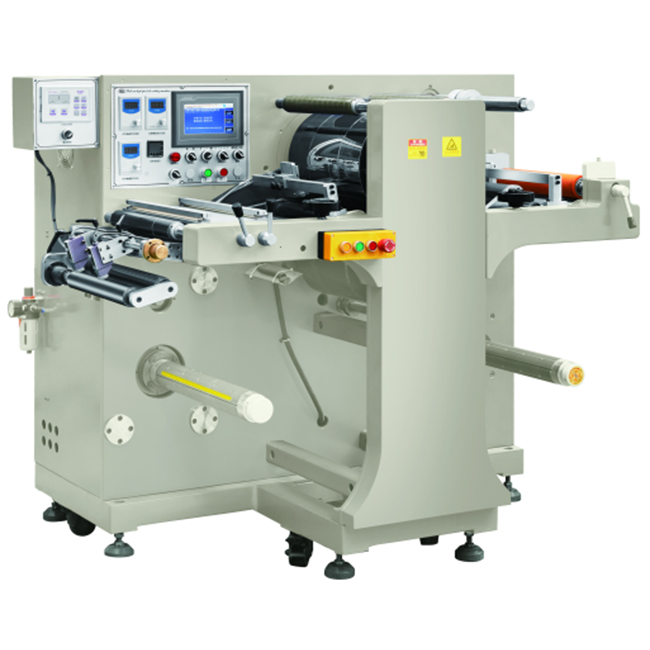 title='RBJ-330 Hot lamination with rewinder'
