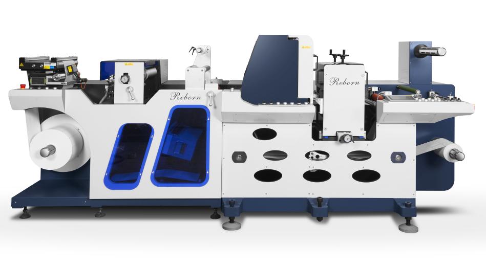 RBJ-350Star 三合一数码模切机